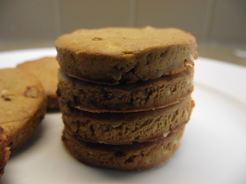 Biscuits secs sans gluten sans lactose