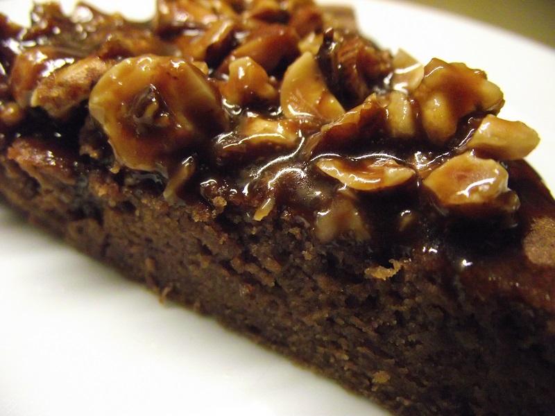 Gâteau châtaigne sans gluten sans lactose