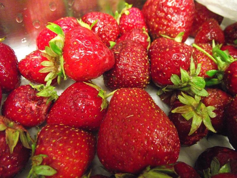 Tarte aux fraises sans gluten et sans lactose