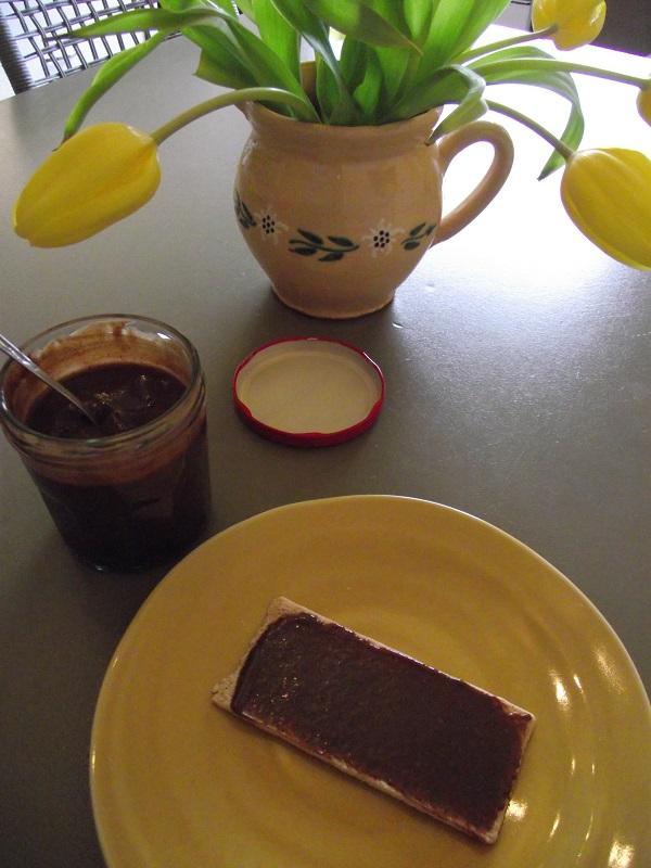 Nutella sans gluten sans lactose
