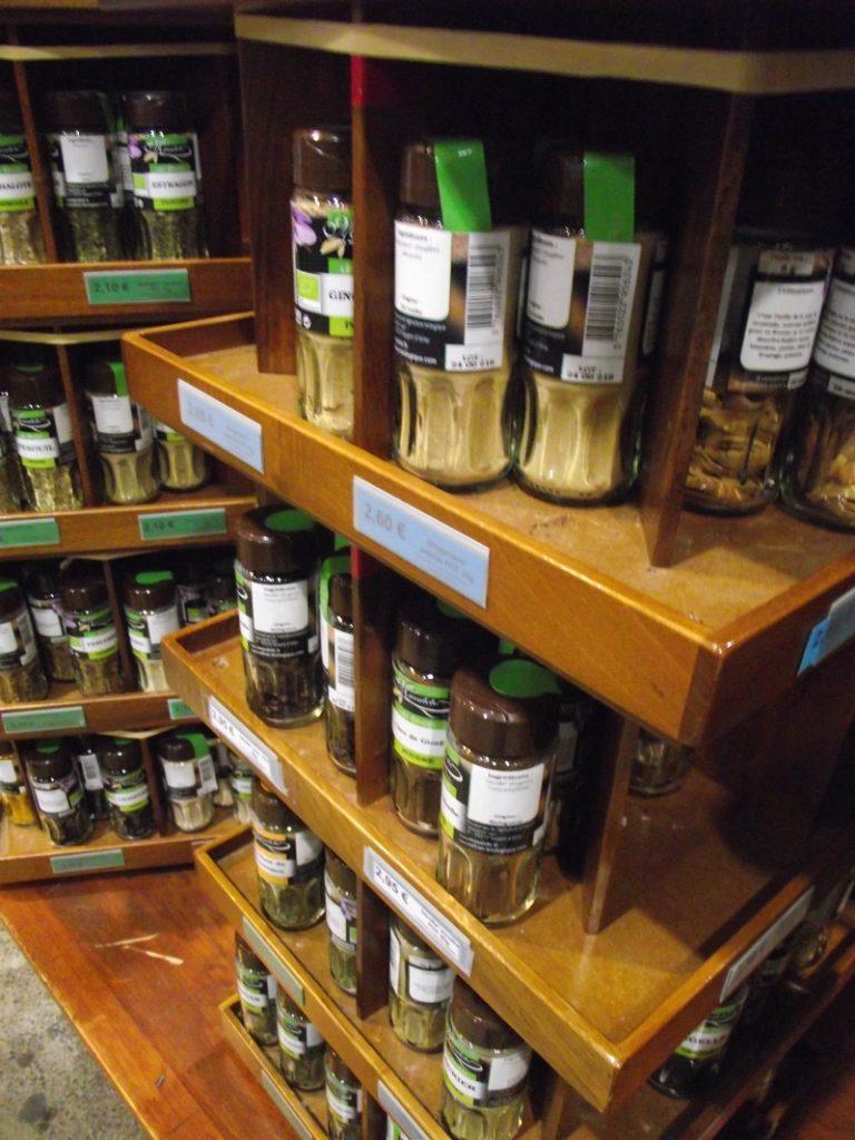 Epices et aromatiques bio
