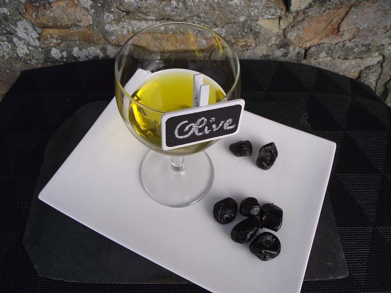 Huile d'olive extra vierge Bio première pression à froid