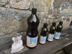 Huiles végétales JP Cloteau huilerie bio Bain de Bretagne