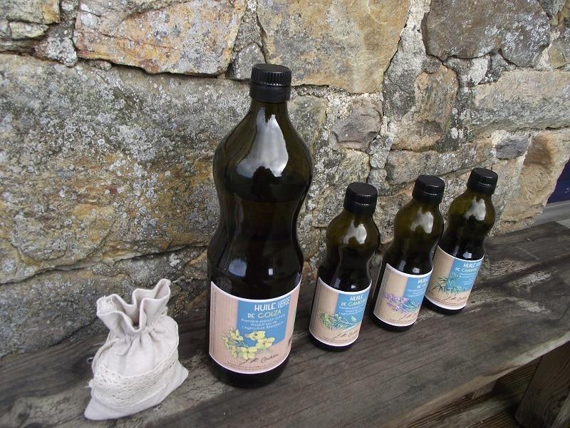 cours huile de colza