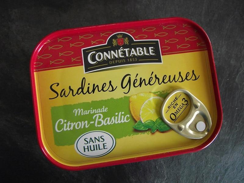 sardine oméga 3