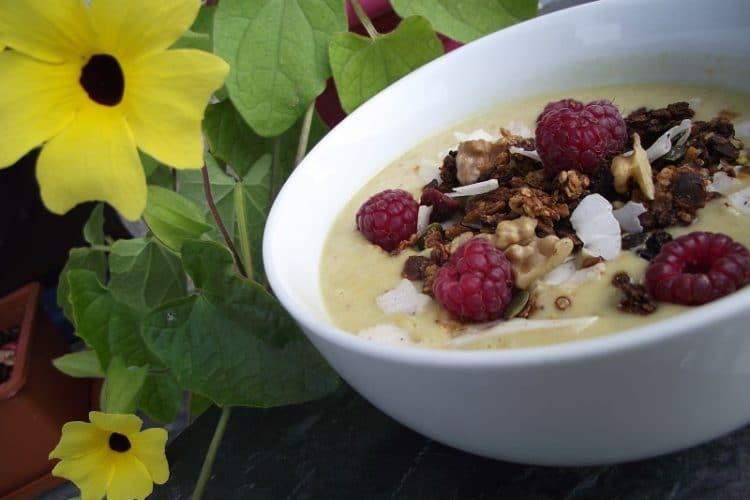 petit-déjeuner sans gluten sans lactose