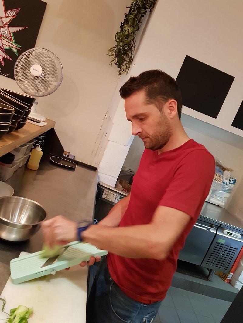Défi de chef sans gluten