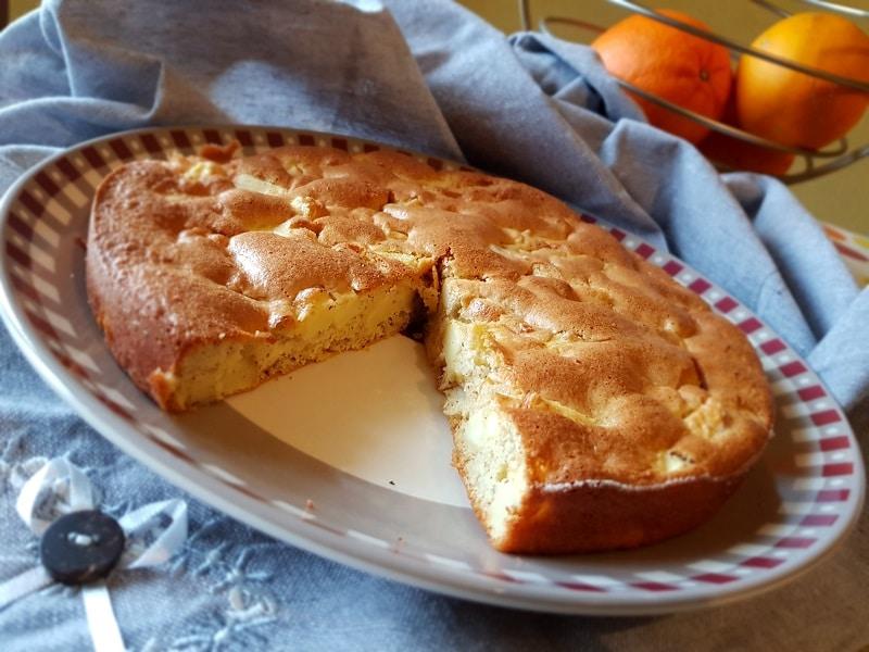 gateau aux pommes sans gluten