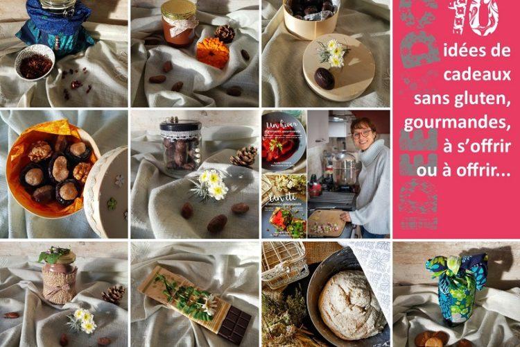 10 idées de cadeaux de Noël sans gluten sans lactose de Ma cuisine a du sens