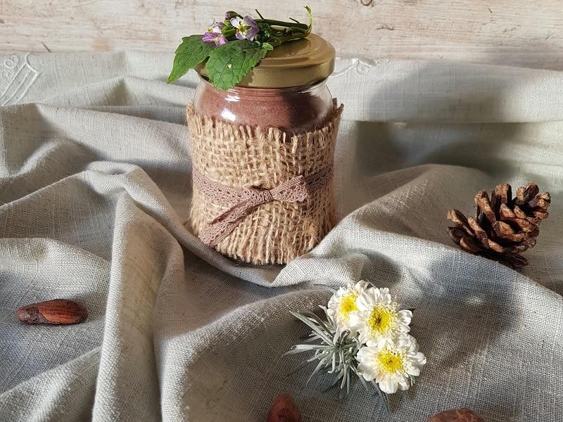chocolat chaud sans lait poudre de cacao sans lactose cadeau de noël à offrir aux mamies et papis